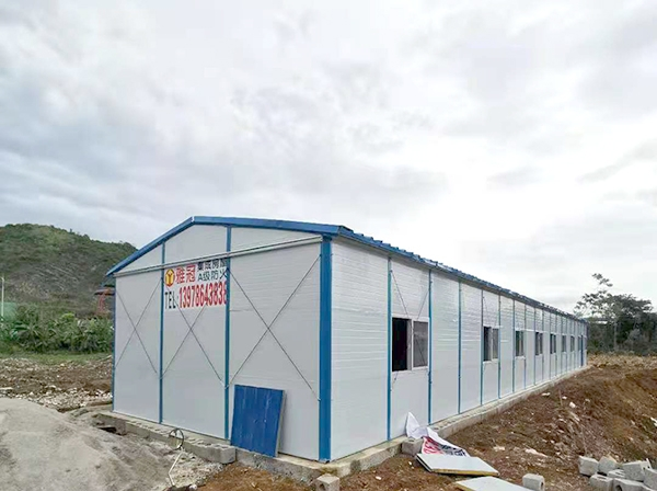 广西华润红水河水泥有限公司(宾阳县)停车场办公